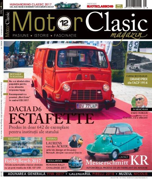 Motor Clasic Magazin nr. 12